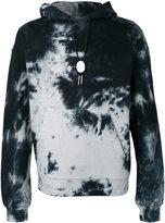 Alexander Wang tie-dye hoodie - men - Cotton - 48