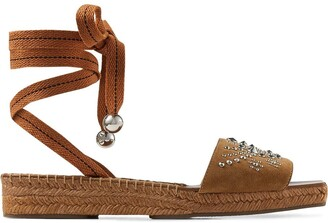Jimmy Choo Aisha 30 espadrille sandals