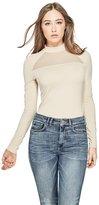 GUESS Women's Dalia Long-Sleeve Top