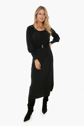 Kendall Belted Maxi Dress