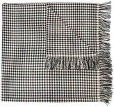 The Elder Statesman cashmere checked scarf
