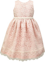 Jayne Copeland Fit & Flare Lace Dress, Toddler & Little Girls (2T-6X)