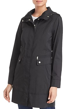Cole Haan Travel Packable Rain Jacket