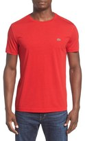 Lacoste Men's Pima Cotton Crewneck T-Shirt