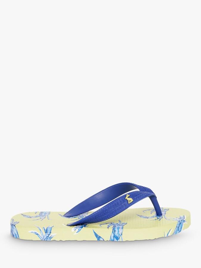 Joules Little Joule Children's Crab Flip Flops