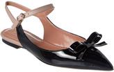 RED Valentino Patent Ballerina Flat