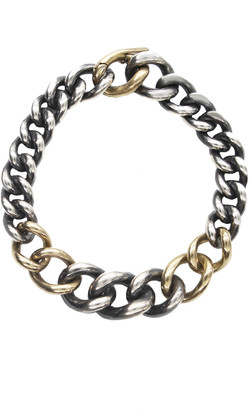 Hum Jewelry Small Chain Link Bracelet