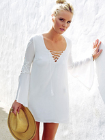 L-Space L Space Island Gypsy Tunic in Ivory