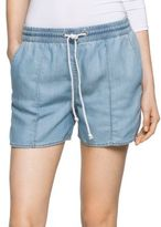 Calvin Klein Jeans Four-Pocket Denim Shorts