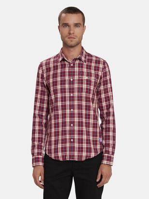 Scotch & Soda Regular Fit Check Shirt