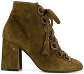 Laurence Dacade lace-up ankle boots - women - Leather/Calf Suede - 40