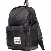 Unbranded Black Seattle Seahawks Collection Backpack