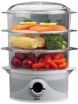 Deni digital 3-tier food steamer