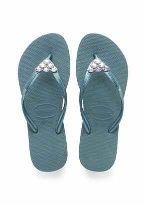 Havaianas Women's Slim Mermaid Flip Flop Sandal