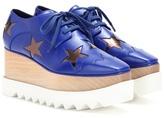 Stella McCartney Hackney Platform Derby Shoes