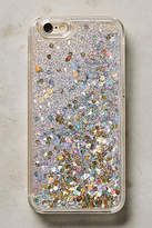 Anthropologie Floating Glitter iPhone 6 & 6 Plus Case