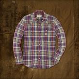 Denim & Supply Ralph Lauren Mel Plaid Western Shirt