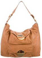 Tory Burch Textured Leather Hobo