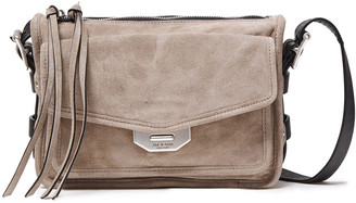Rag & Bone Field Small Suede Shoulder Bag