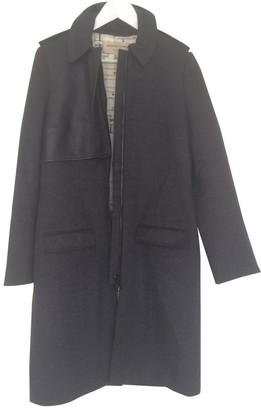 Jasmine Di Milo Grey Cashmere Coats