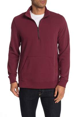 Jason Scott Track Zip Pullover Sweatshirt