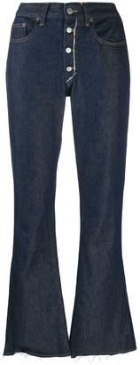 MM6 MAISON MARGIELA flared jeans