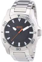 BOSS ORANGE Hugo Boss HB-1512946 45mm Steel Bracelet & Case Men's Watch