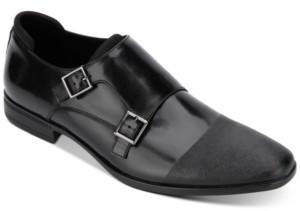 Kenneth Cole Reaction Men's Edison Double Monk Strap Shoes Men's Shoes