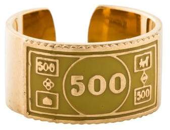 Alison Lou 14K Monopoly Stackable $500 Ring