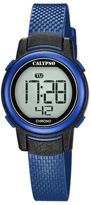 Calypso Unisex-Adult Digital Quartz Watch with Plastic Strap K5736/6