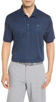 Travis Mathew Men's 'Jj's Legacy' Trim Fit Polka Dot Polo