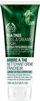 The Body Shop Tea Tree Cool and Creamy Face Wash 3.3 fl oz (98 g)