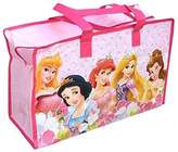 Princess Disney Large Non-woven Gym Bag W/matte Printing by