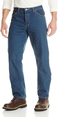 Dickies Men's Big Relaxed Straight Fit Carpenter Jean