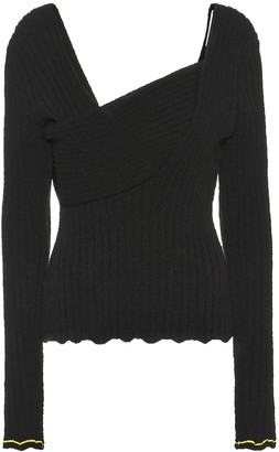 Bottega Veneta Cotton-blend boucle sweater