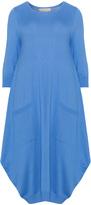 Isolde Roth Plus Size Klara cotton balloon dress