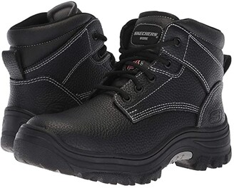 Skechers Burgin - Krabok (Black) Women's Work Boots