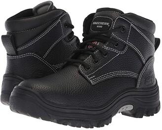 Skechers Burgin - Krabok (Black) Women's Work Boots
