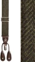 Trafalgar Convertible Tweed Suspenders