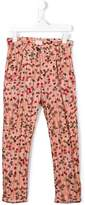 Morley 'England Confetti Rose' trousers