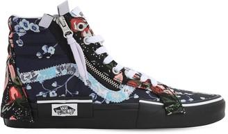 Vans Ska8-hi Cap Jacquard Sneakers