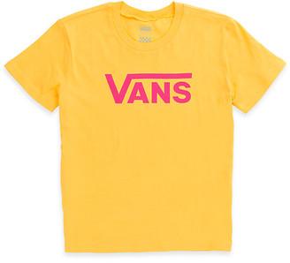Vans Girls Flying V Crew Tee