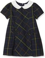 Rachel Riley Girl's Tartan Shift Dress