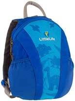 LittleLife Little Life Runabout Toddler Backpack (Blue) by