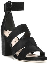 Via Spiga Carys Strappy Block Heel Sandals