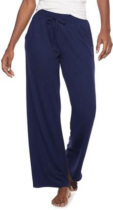 Sonoma Goods For Life Women's SONOMA Goods for Life Straight-Leg Pajama Pants