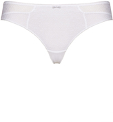 Chantelle Plus Size Lace high rise knickers