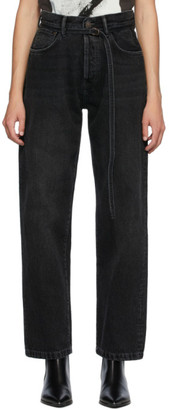 Acne Studios Black Bla Konst 1997 Toj Vintage Jeans