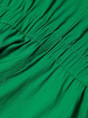 3.1 Phillip Lim Belted Tie-Sleeve Midi Dress