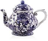 Gien Piviones Bleu Teapot